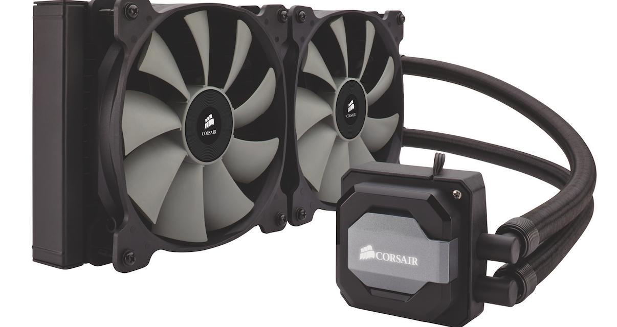 CES 2015: Corsair Announces Hydro Series H110i GT 280mm Liquid CPU Cooler