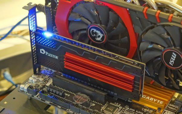 Plextor M6e Black Edition 256GB PCIe SSD Review – SSD Bling