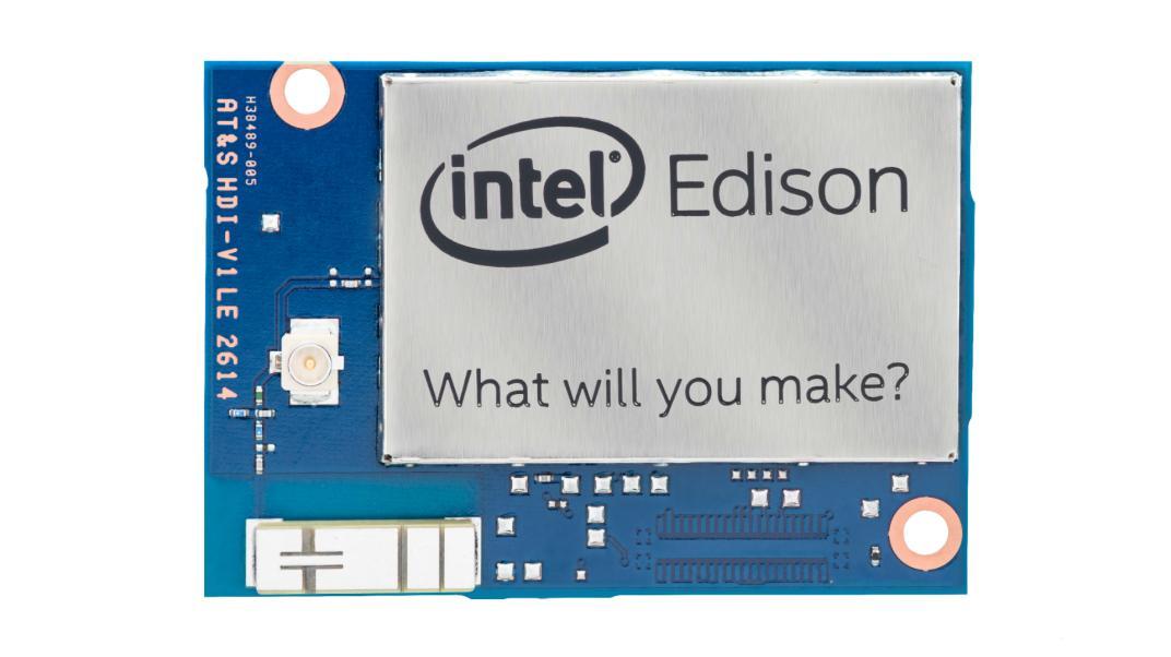 Free Intel Edison Meetup in Phoenix, AZ, February 19th, 2015