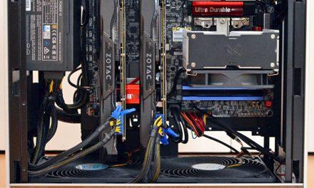 Dual GPUs can still be quiet