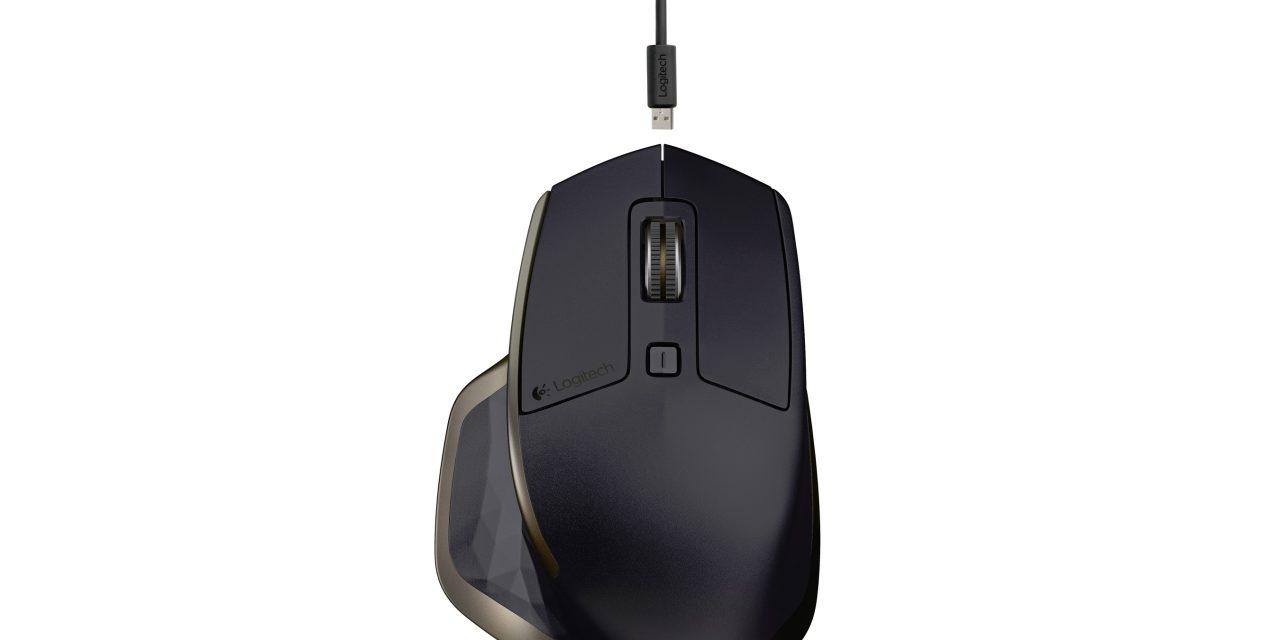 Logitech MX Master Mouse Announced