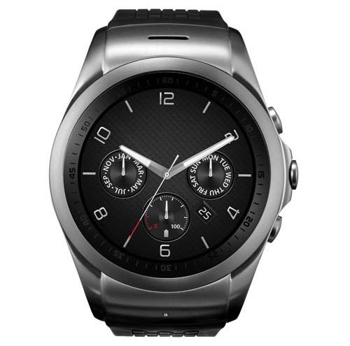 "MWC 15: LG Demos WebOS Smartwatch (""Urbane LTE"")"