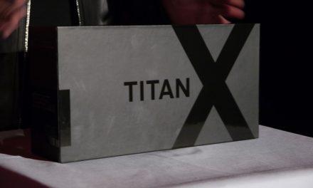 GDC 15: NVIDIA Shows TITAN X at Epic Games Keynote
