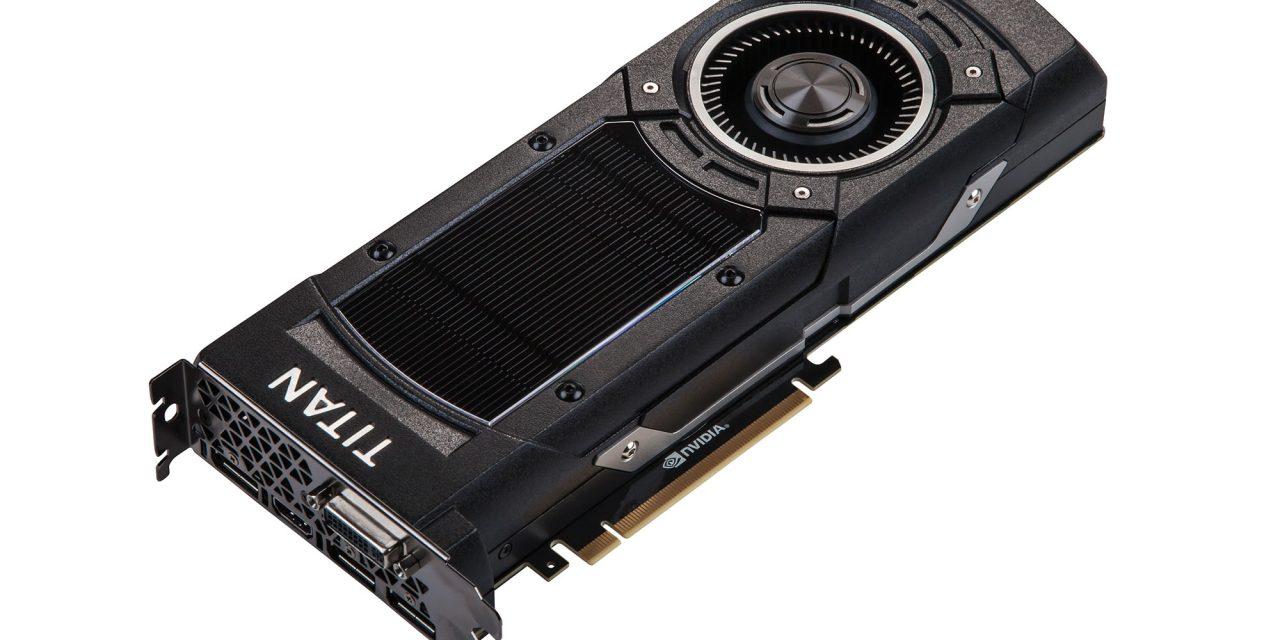 The NVIDIA GeForce GTX TITAN X 12GB GM200 Review