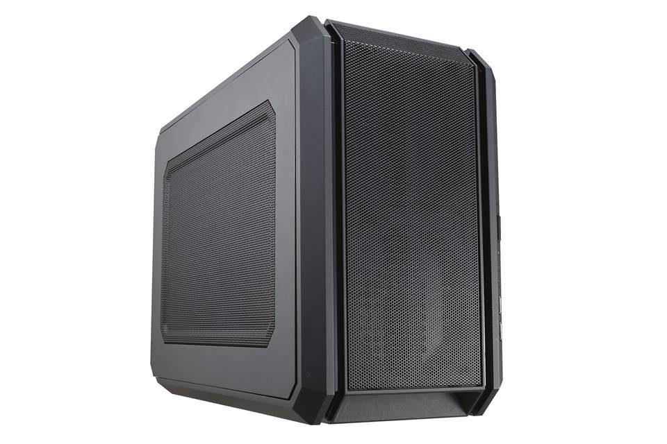 Cougar Launches QBX Mini ITX Case