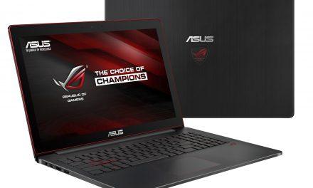 Asus Launches Premium ROG G501 Gaming Laptop