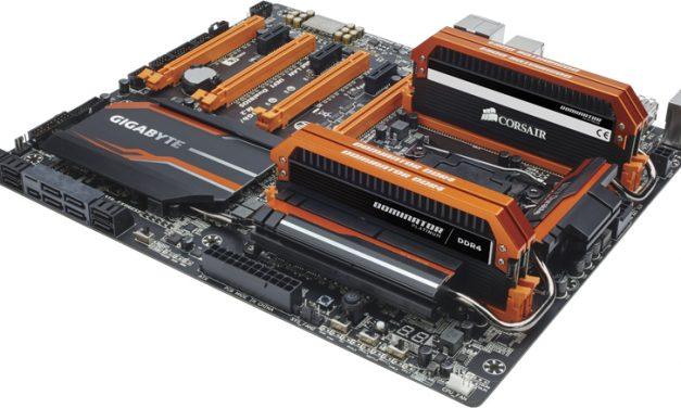 Corsair Dominator Platinum DDR4-3400 Memory Review