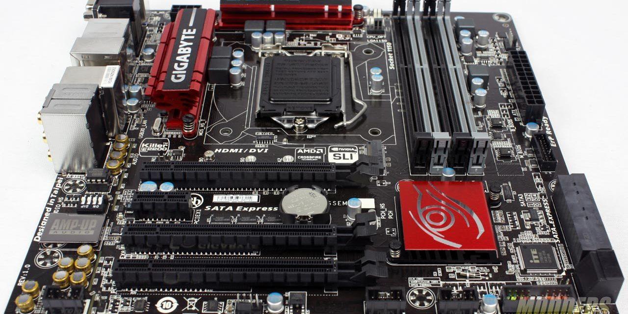 The David of Z97 motherboards, Gigabyte's GA-Z97MX-Gaming 5