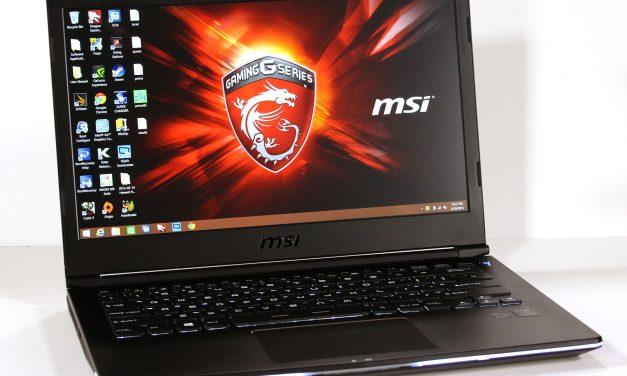 MSI GS30 Shadow Review – A Notebook and GPU GamingDock