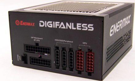 550W of fanless power from Enermax