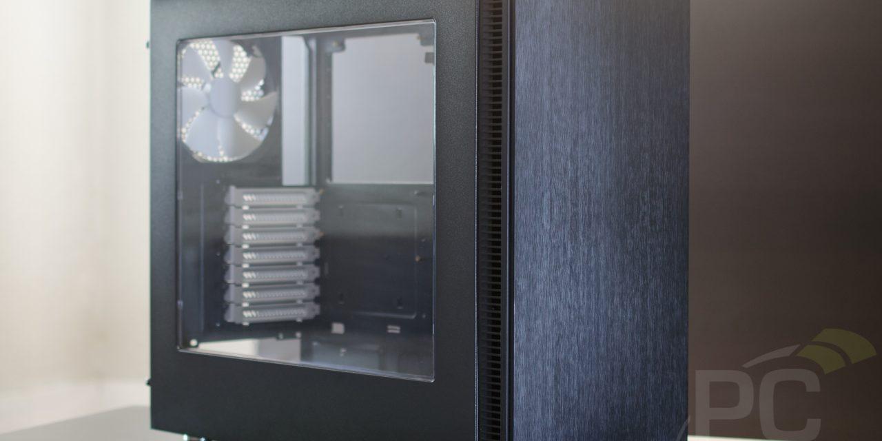 Fractal Design Define S Mid-Tower Enclosure Review