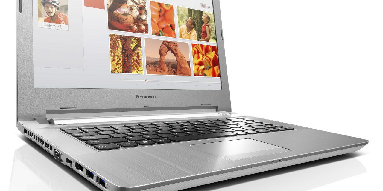 Lenovo Tech World: Z41/Z51 and ideapad 100 announced