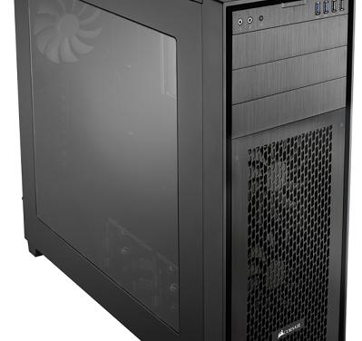 Computex 2015: Corsair Obsidian 750D Airflow Edition Enclosure