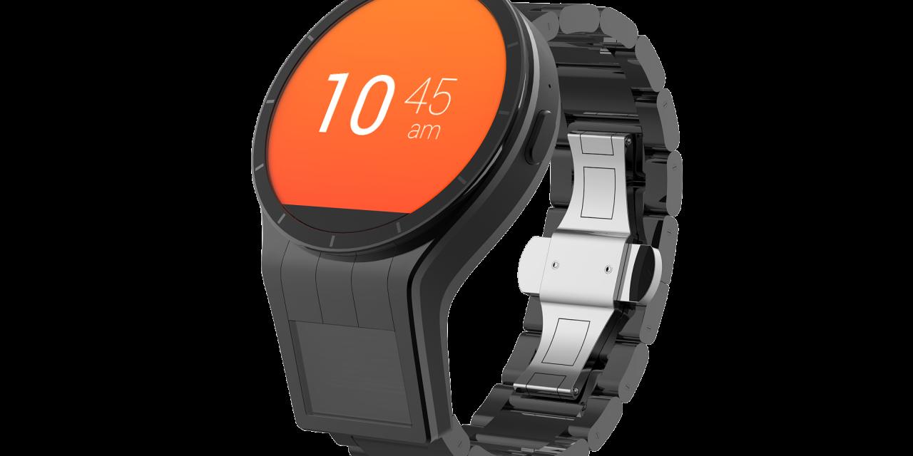 Lenovo Tech World: Magic View Smartwatch and Smart Cast Smartphone concepts shown