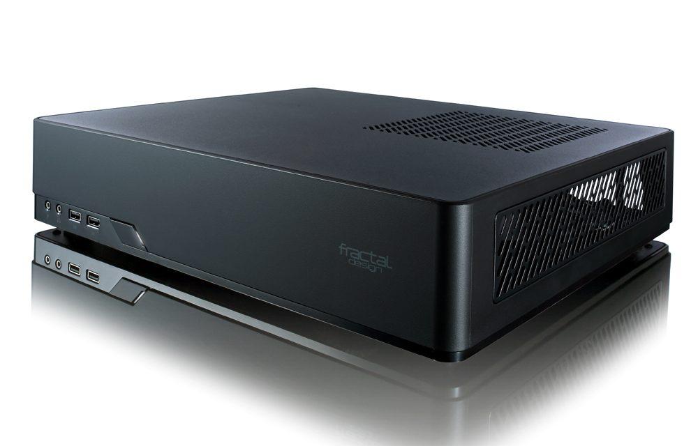 Computex 2015: Fractal Design Launches Mini ITX Node 202 Case
