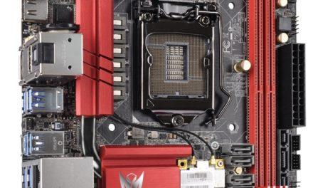 Computex 2015: ASRock Shows Off Skylake-Based Z170 Gaming Mini ITX Motherboard