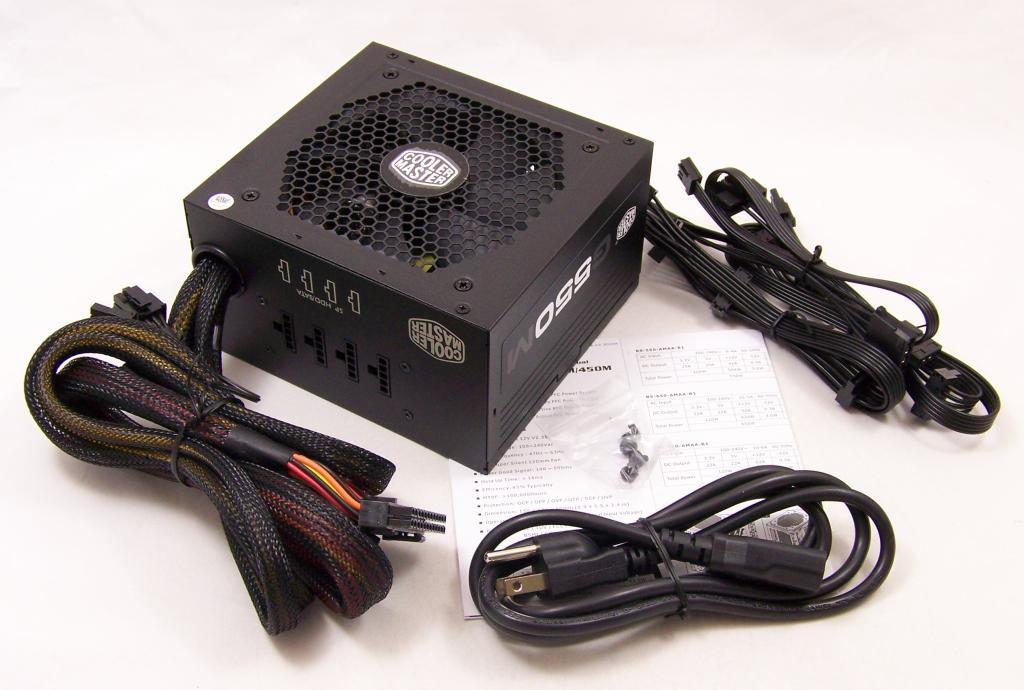 Not everyone needs a kilowatt; nor perhaps the Cooler Master G550M?