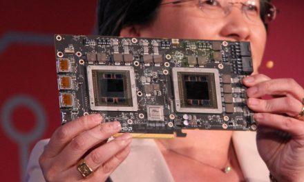 AMD Fury X2 Dual Fiji GPU Card Shown at PC Gaming Show