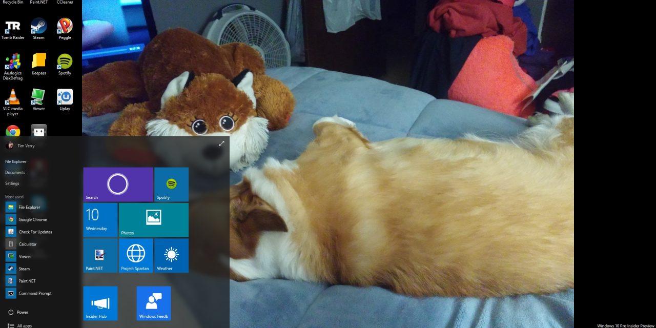 Microsoft Releases Windows 10 Build 10130 ISOs