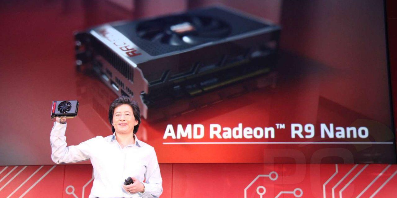 AMD Announces Radeon R9 Nano 6-in Graphics Card