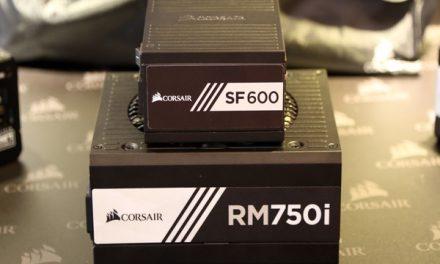 Computex 2015: Corsair Shows SF600 SFX Power Supply