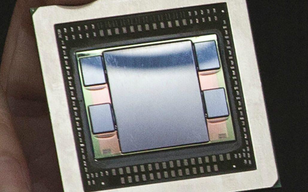 AMD's Massive Fiji GPU with HBM Gets Pictured