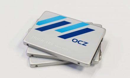 OCZ Trion 100 240GB 480GB 960GB SATA SSD Review – Toshiba TLC