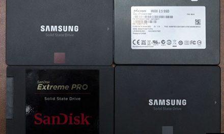 SATA SSD Roundup