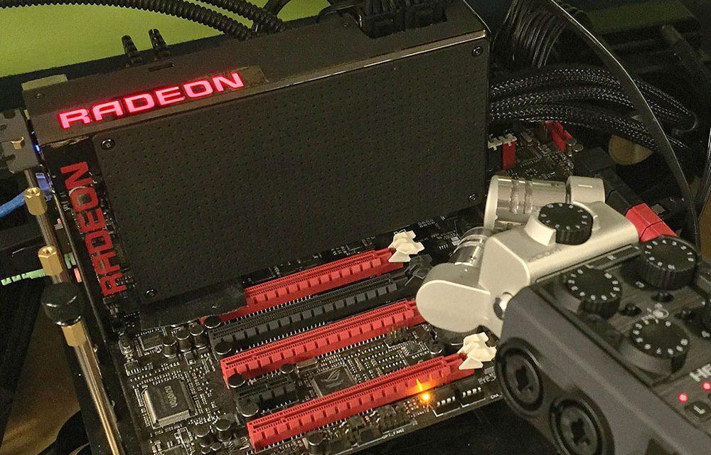Retail AMD Fury X Sound Testing – Pump Whine Investigation