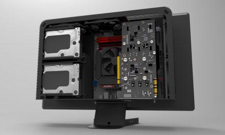 Crono Labs C1 Computer Case Hits Indiegogo: DIY AIO