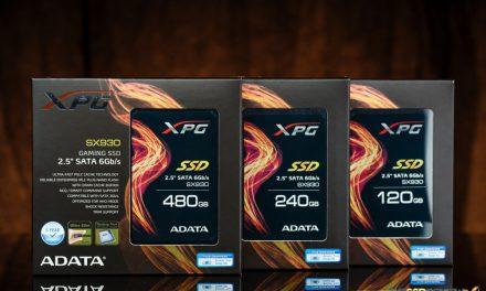 Meet the ADATA XPG SX930 family of SSDs
