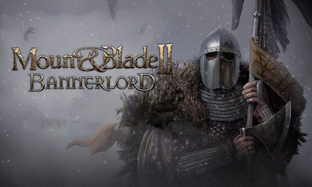 Mount & Blade II Bannerlord Progress Update at Gamescom