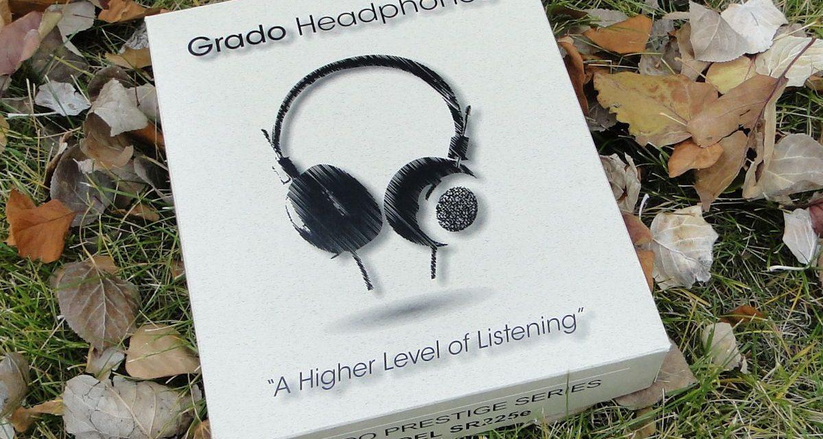 Grado SR225e Headphone Review: Audio Bliss for $200