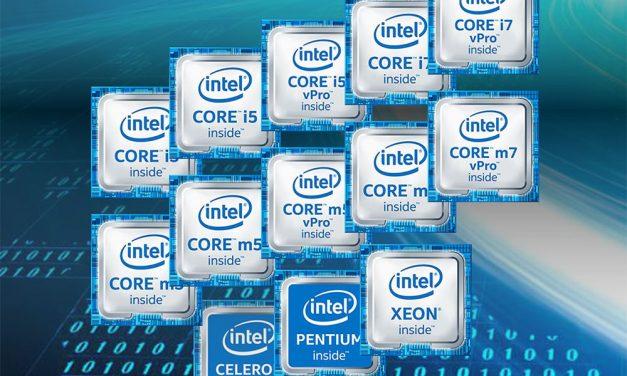 Intel Launches Skylake: 6th Generation Core Processors