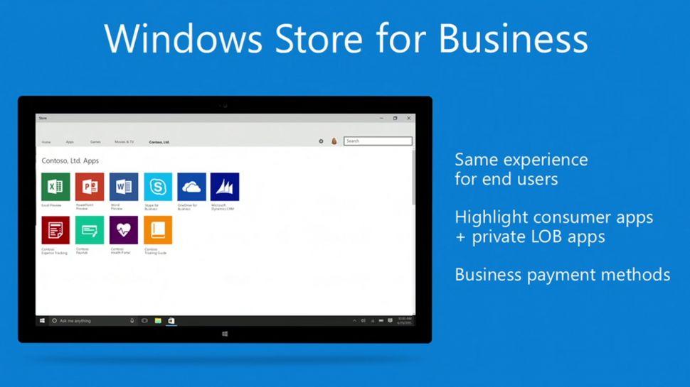 Windows 10 for Enterprise gets a few new tricks