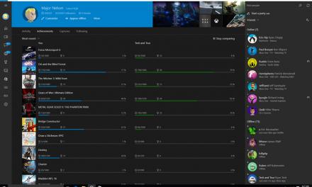 September Update of Xbox App for Windows 10 Released