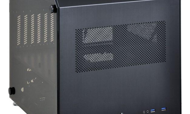 Lian Li Releases PC-V33 Small Footprint ATX Cube Enclosure