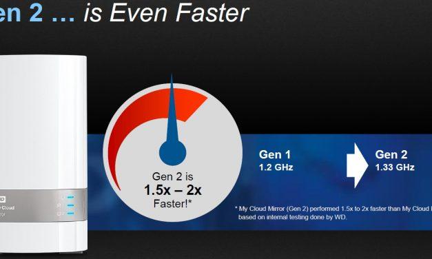 Western Digital Updates My Cloud OS3, Refreshes My Cloud Mirror