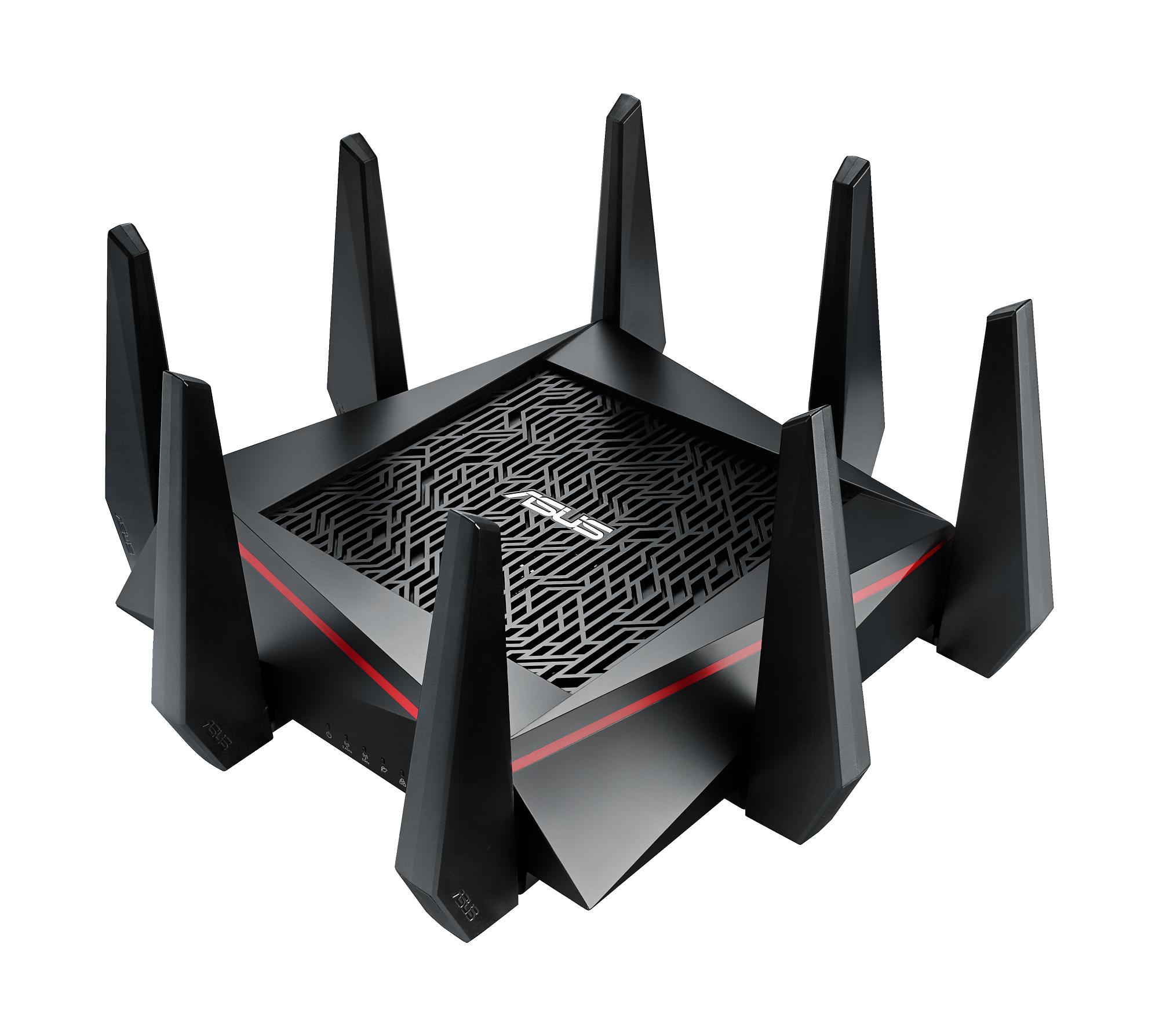 IFA 2015: ASUS Reveals RT-AC5300U Router: 8 Antenna Beast