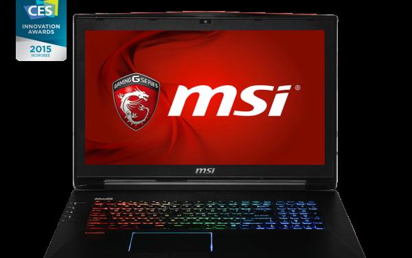 MSI Makes Desktop Gaming Graphics Mobile with NVIDIA GeForce GTX 980 GPU