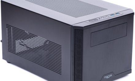 Fractal Design's new mini-ITX case, the Core 500