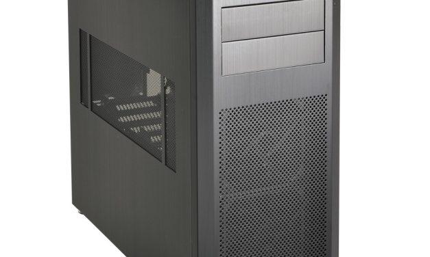 Lian Li Introduces PC-18 Aluminum Mid-Tower Enclosure