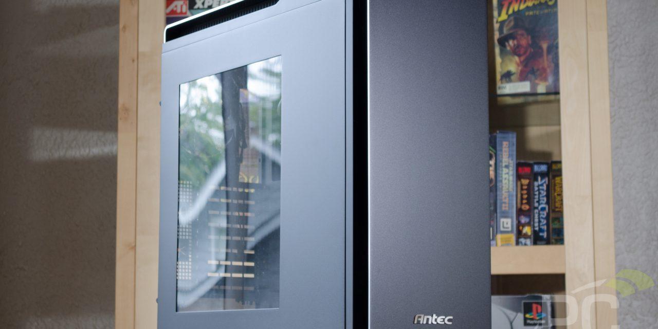 Antec Performance Series P380 Full-Tower Enclosure Review