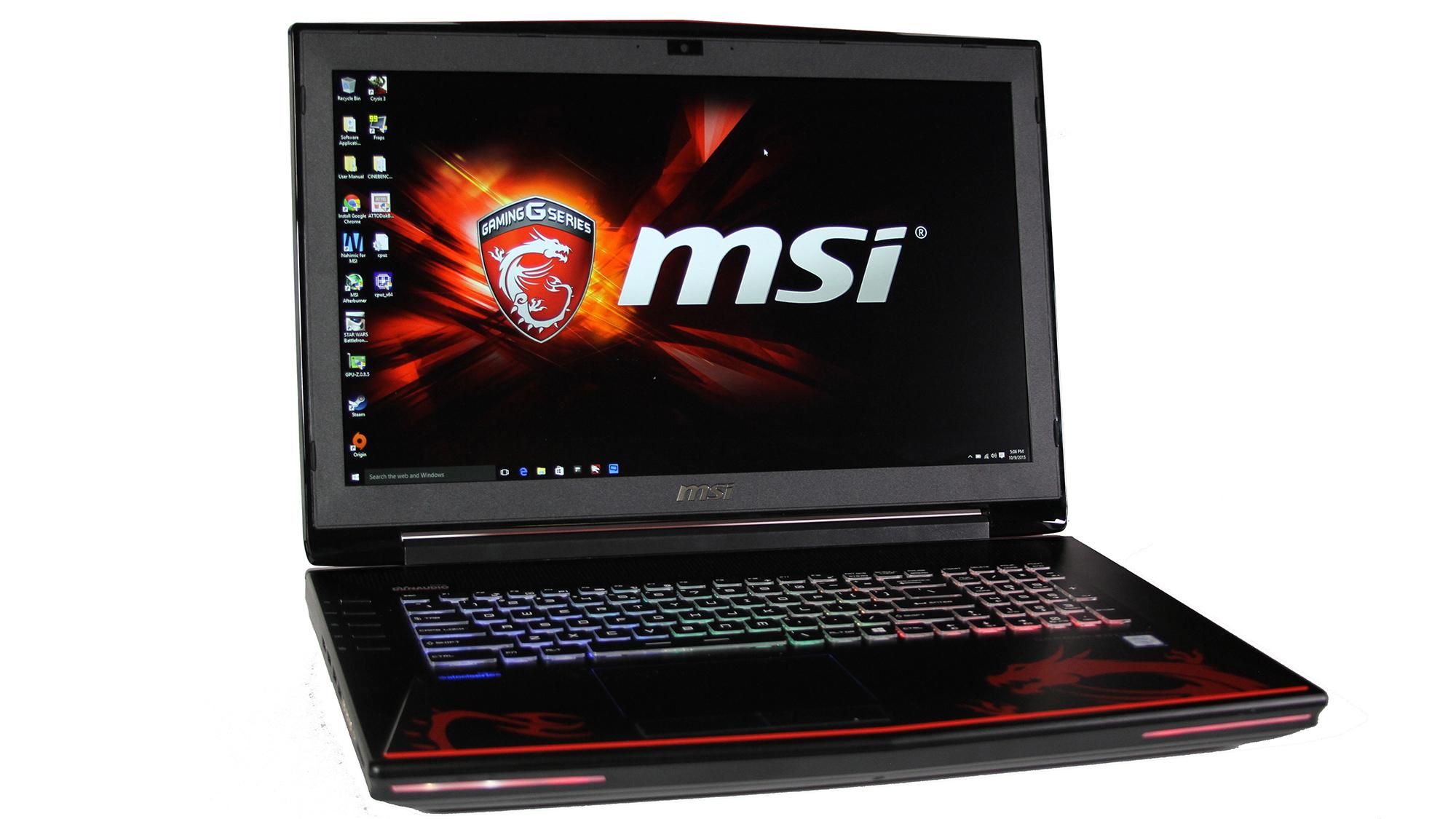 MSI GT72S Dominator Pro G Preview - Full GTX 980 Gaming