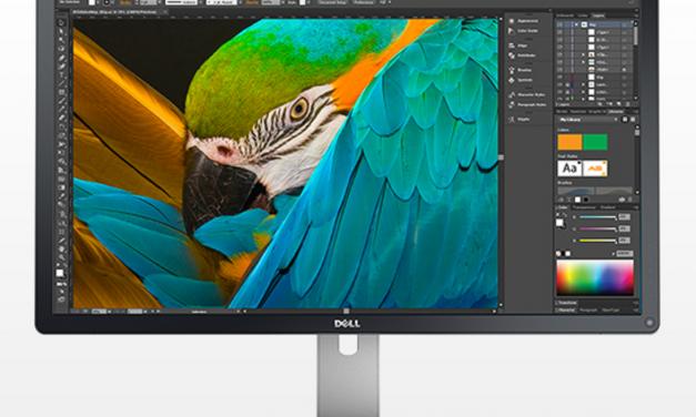 Dell UltraSharp UP3216Q: 31.5-inch 4K Monitor with 99.5% Adobe RGB
