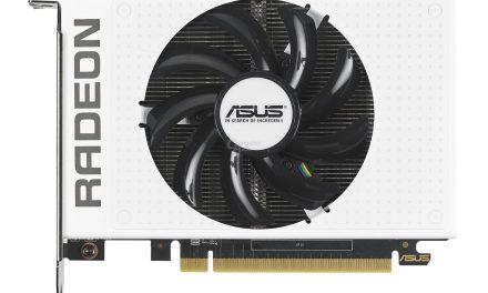 ASUS Has Created a White AMD Radeon R9 Nano