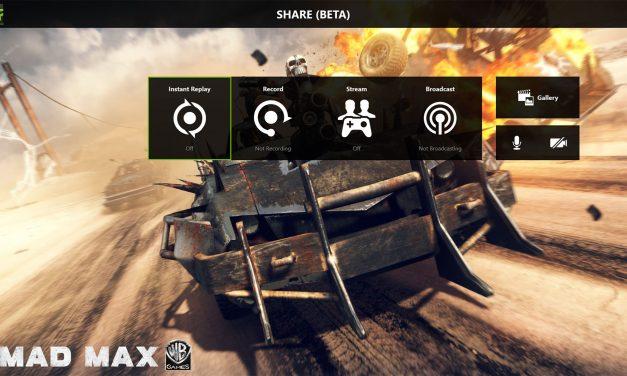 NVIDIA Releases Share Beta, Requires GFE for Future Beta Driver Downloads