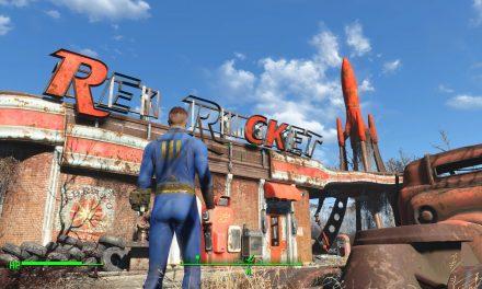 Fallout 4 PC Screenshots Leaked (1080p Ultra)