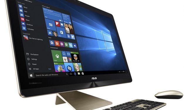 ASUS Zen AiO Pro All-in-One Desktop Features 4K IPS and Intel Skylake