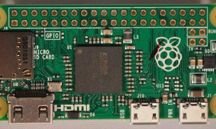 Raspberry Pi Zero Released for $5